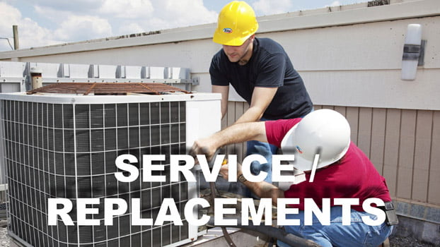 Service and Replacement